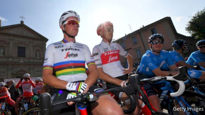 World Champ Mads Pedersen Confirms Start At Tour Down Under