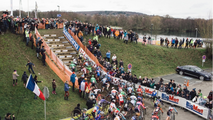 picture of 2020 UCI Cyclocross World Cup: Nommay Pays de Montbeliard