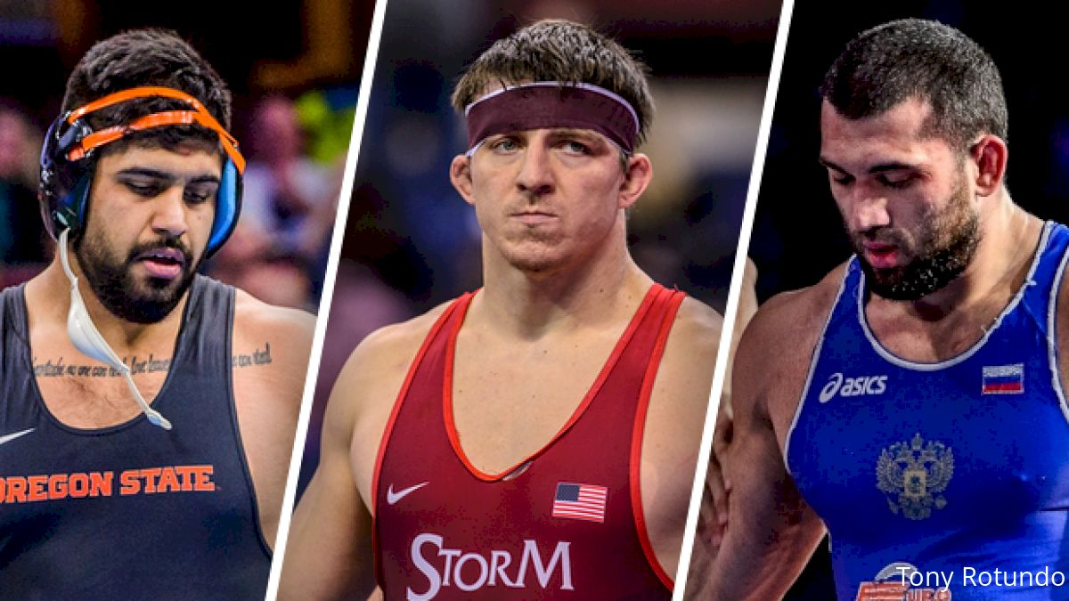 125kg Matteo Pellicone Preview: Makhov, Nelson, Dhesi + 3 World Top 10's