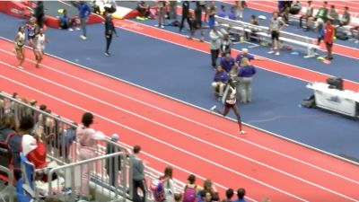 Girls 500m, Invitational - Athing Mu Breaks National Record