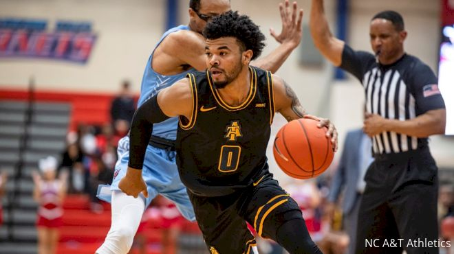 North Carolina A&T Looks To Get Back On Track In Unpredictable MEAC