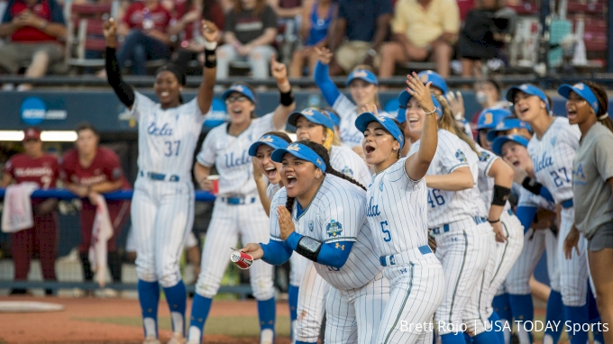 picture of 2020 UCLA Softball