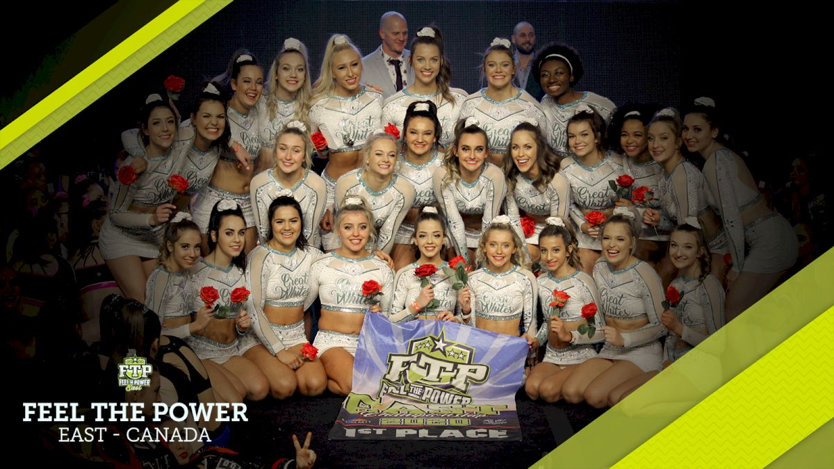 Great Whites Make History At Feel The Power East