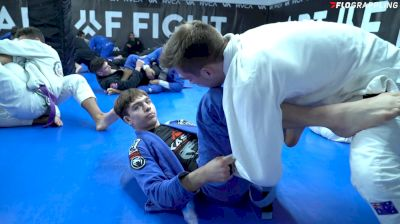 Gianni Grippo Rolls With Blue Belt Ahead Of Europeans