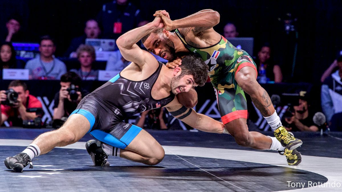 How Many Points Will IMar Need To Beat Burroughs?