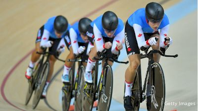 2020 UCI Track World Cup Milton - Day 3, Part 2