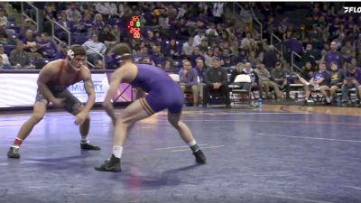 165 lbs Travis Wittlake, Oklahoma State vs Austin Yant, UNI
