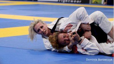 JESSICA D FLOWERS vs FFION EIRA DAVIES 2020 European Jiu-Jitsu IBJJF Championship