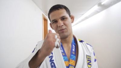 Humble In Victory, Fellipe Andrew Happy With Euros Absolute Gold