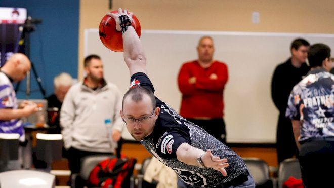 Tackett Leads World Champ After High-Scoring Day At WSOB