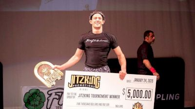 Ethan Crelinsten Wins Jitzking After 6 Months Out Injured