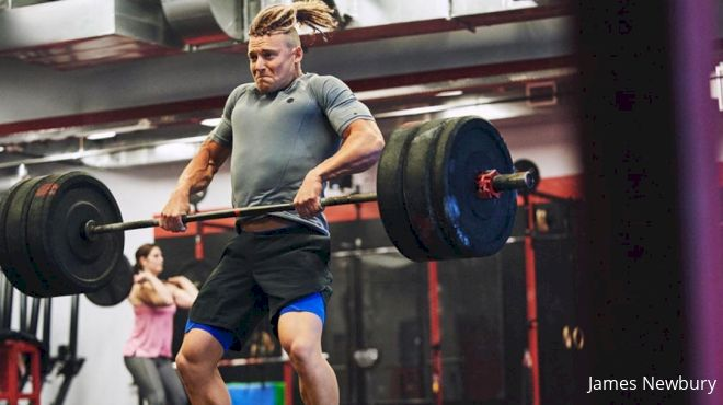 James Newbury Talks Confidence For CrossFit