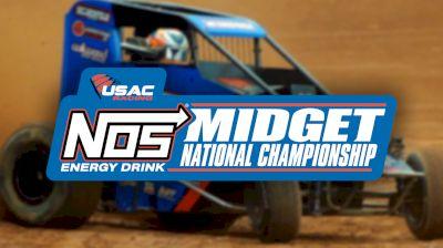 Full Replay | USAC Tuesday Night Thunder at Red Dirt Raceway 7/13/21