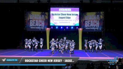 Rockstar Cheer New Jersey - Jagged Edge [2021 L6 International Open Coed - NT Day 2] 2021 ACDA: Reach The Beach Nationals
