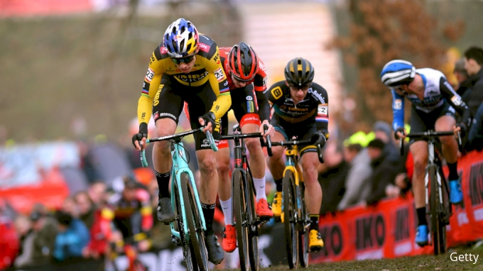 picture of Wout van Aert Cyclocross Archives