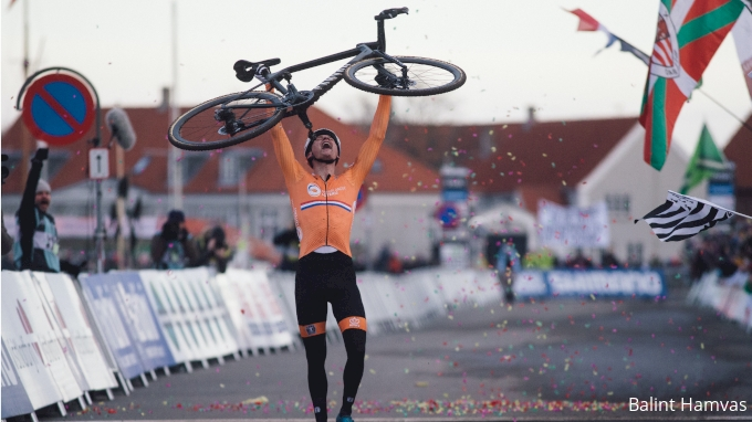 picture of 2020 UCI Cyclocross World Championships