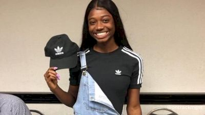 High School Junior Tamari Davis Signs With Adidas