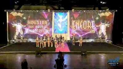 Cheer Athletics - Austin - OnyxCats [2020 L6 Senior Coed - XSmall Day 2] 2020 Encore Championships: Houston DI & DII