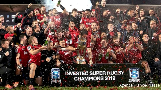 Super Rugby Could Resume Soon (With Some Changes)