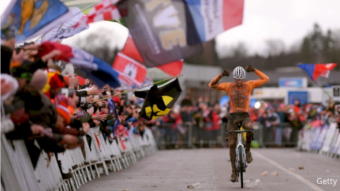 picture of 2021 UCI Cyclocross World Championships