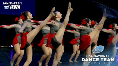 Full Finals Replay: 2020 UDA National Dance Team Championship - Arena South