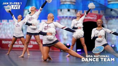 Full Finals Replay: 2020 UDA National Dance Team Championship - HP Field House