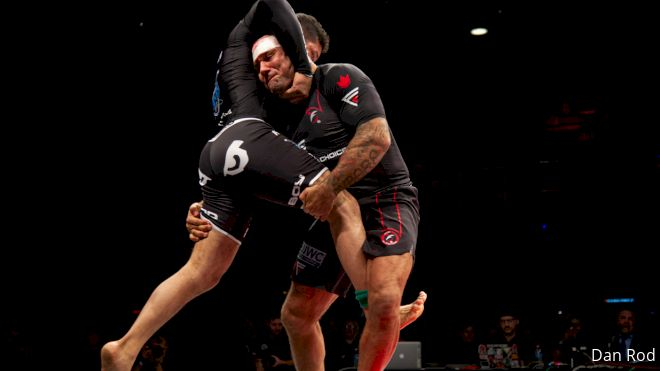 Grappling Bulletin: Never Count Cyborg Out