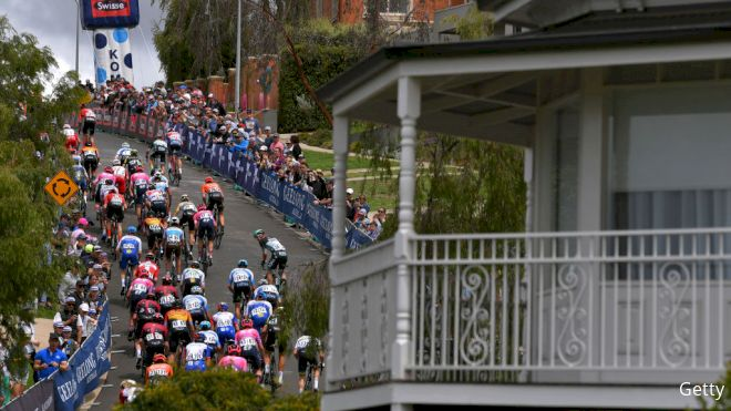 Analysis: Deceuninck Continues Domination In Fast Rising Cadel Evans Race