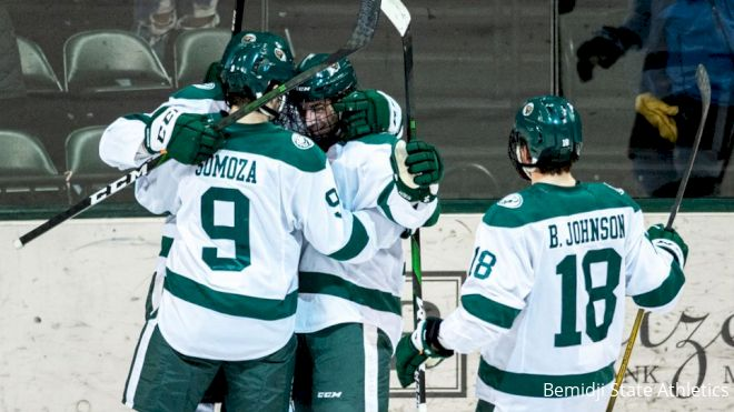 WCHA RinkRap: Beavers On Fire, A Mavericks Miracle & History In Huntsville