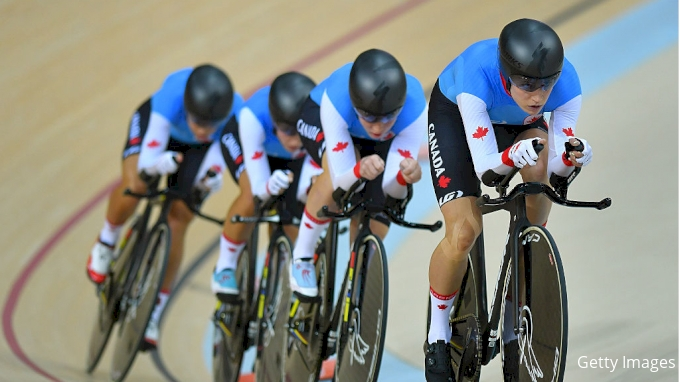 picture of 2020 UCI Track World Championships