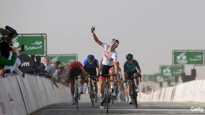 Costa blasts to Saudi Tour Stage 1 win