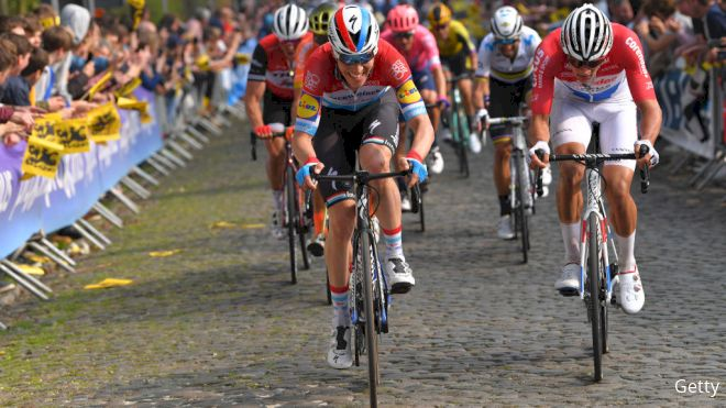 Jungels: An 'Electrifying' Classics Atmosphere In Deceuninck-Quick Step