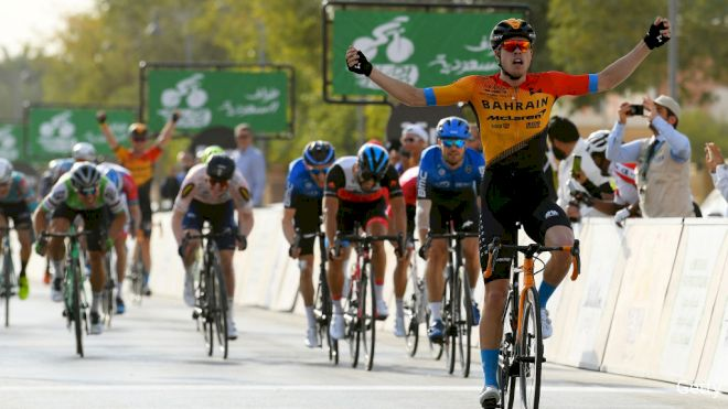 Germany's Bauhaus Claims Saudi Tour Lead With Third-stage Win