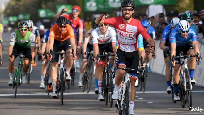 France's Bouhanni Sprints Into Saudi Tour Lead