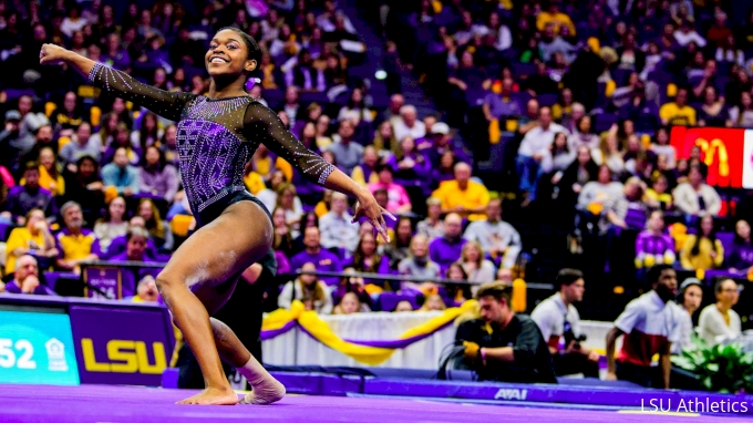 10 Killer Songs That Would Make For Great Gymnastics Floor Music