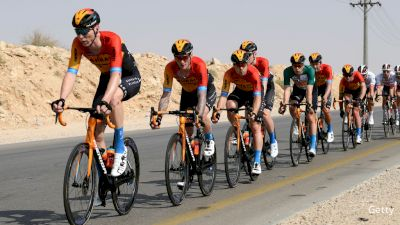 Bauhaus: 'I Have To Win The Saudi Stage'