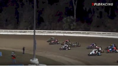 Flashback: 2020 USAC Midgets at Ocala Night #2 Feature