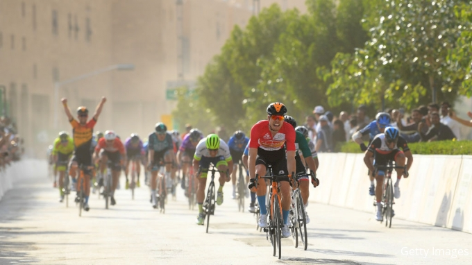 Final 1K: Bauhaus Battles Bouhanni In Stage 5