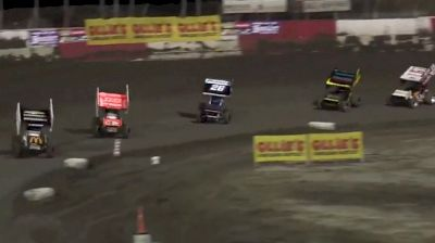Flashback: 2020 All Stars at East Bay Night #2 Feature Replay