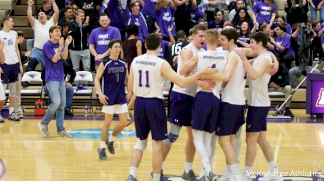 FloVolleyball Weekly Notebook: McKendree Makes Program History