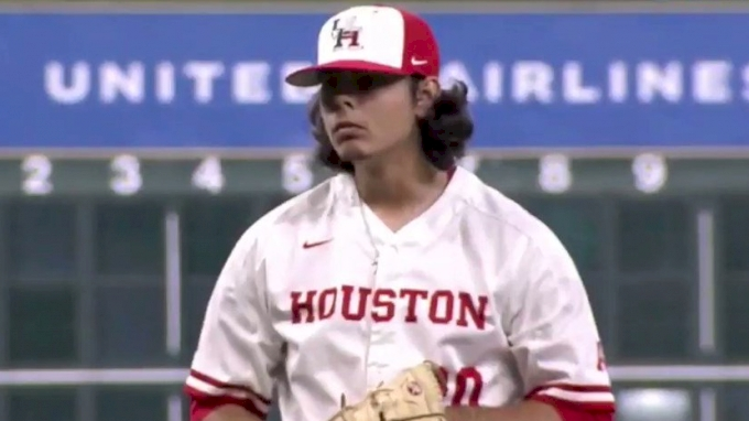 UH's Whitting On P Clay Aguilar