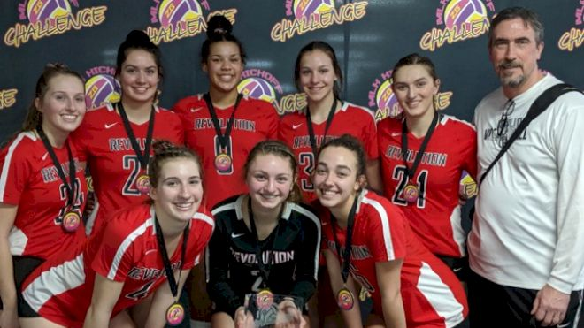 Revolution PGH 18 White: Small Roster, Big Talent