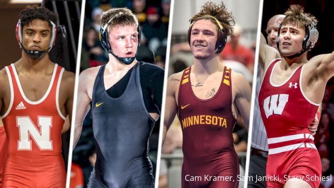 Projecting The 141lb Seeds For The 2020 Big Ten Conference Tournament