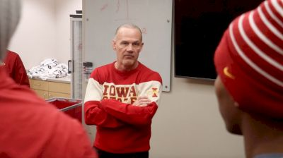 The Pre Dual Speech That Helped Lift The Cyclones Over The Panthers