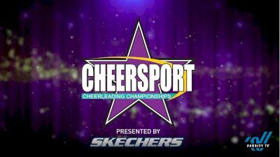 02.17.20 CHEERSPORT Bid Reveal Presented By Skechers