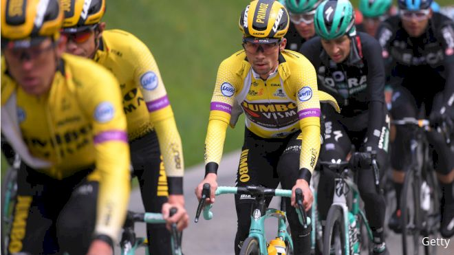 Roglic Focused On Tour de France Yellow For 2020