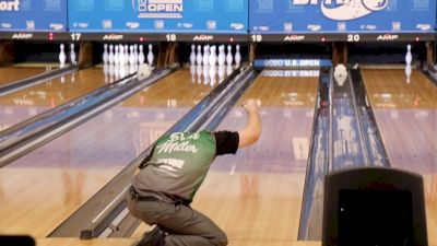 Miller Fires 300 In Round 1 At U.S. Open