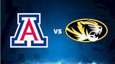 Arizona vs. Missouri - 2020 Mary Nutter Collegiate Classic