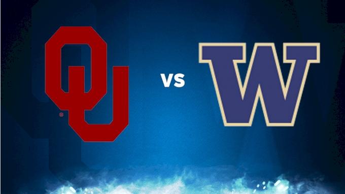 Oklahoma vs. Washington