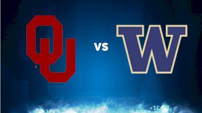 Oklahoma vs. Washington - 2020 Mary Nutter Collegiate Classic